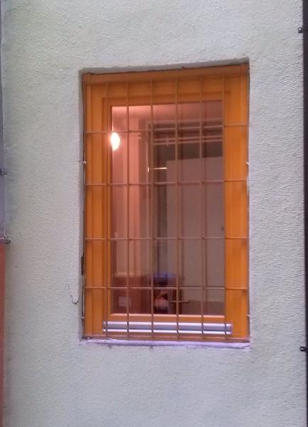 Fa ablak beépítése